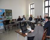 Spotkanie z przedstawicielami Europejskiego Trybunału Obrachunkowego (ETO)
